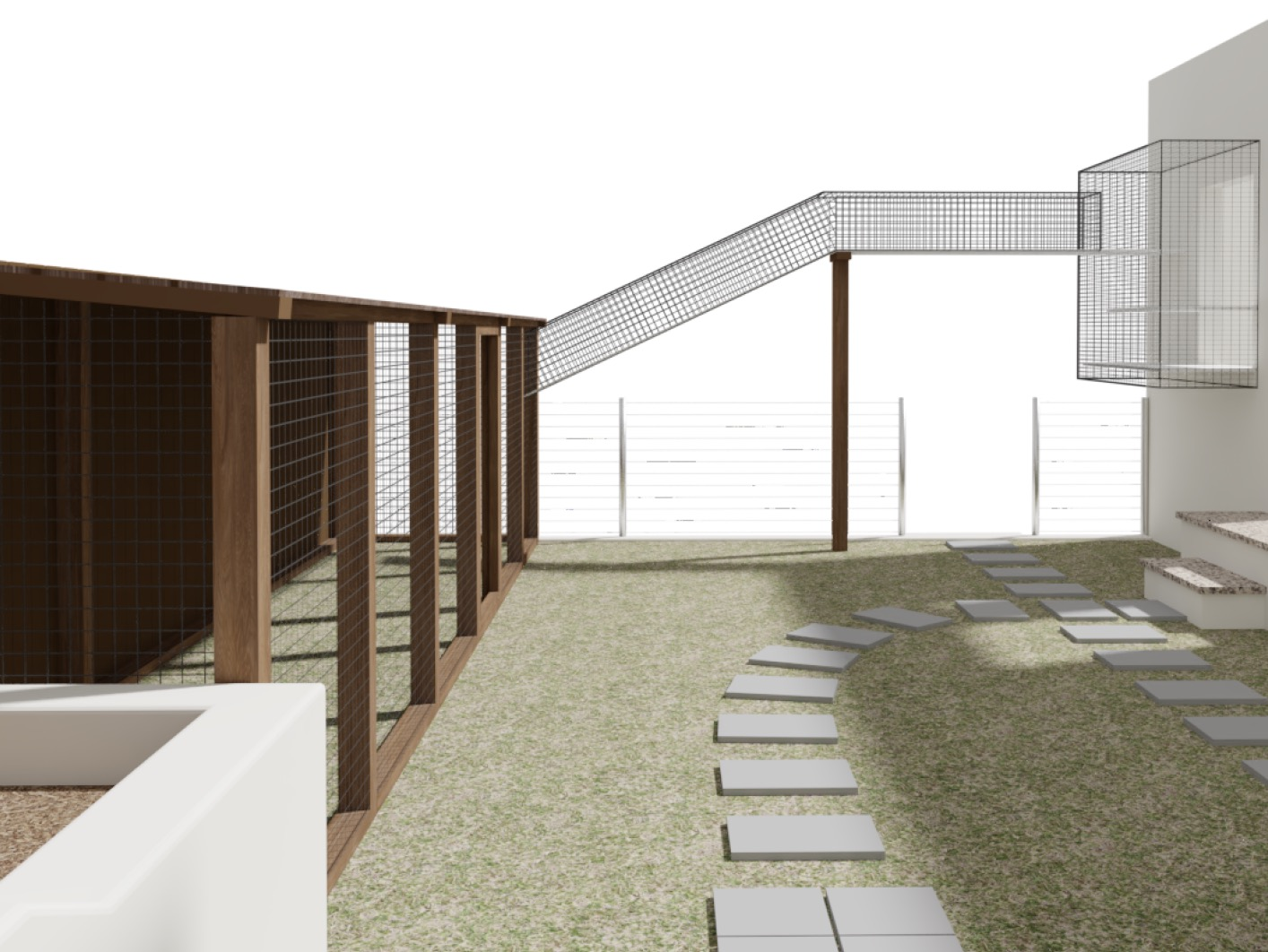 Silver Lake Catio Rendering