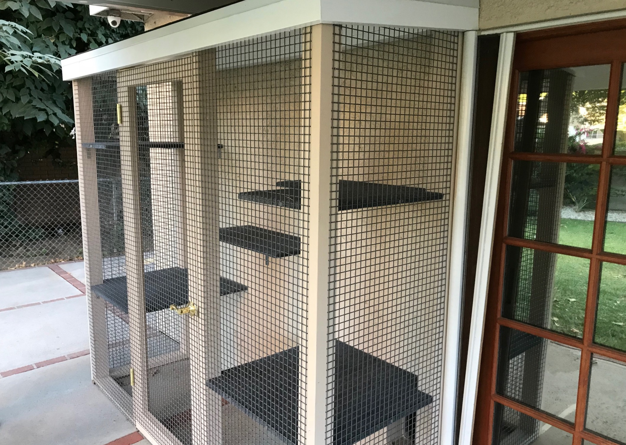 North Hills Catio