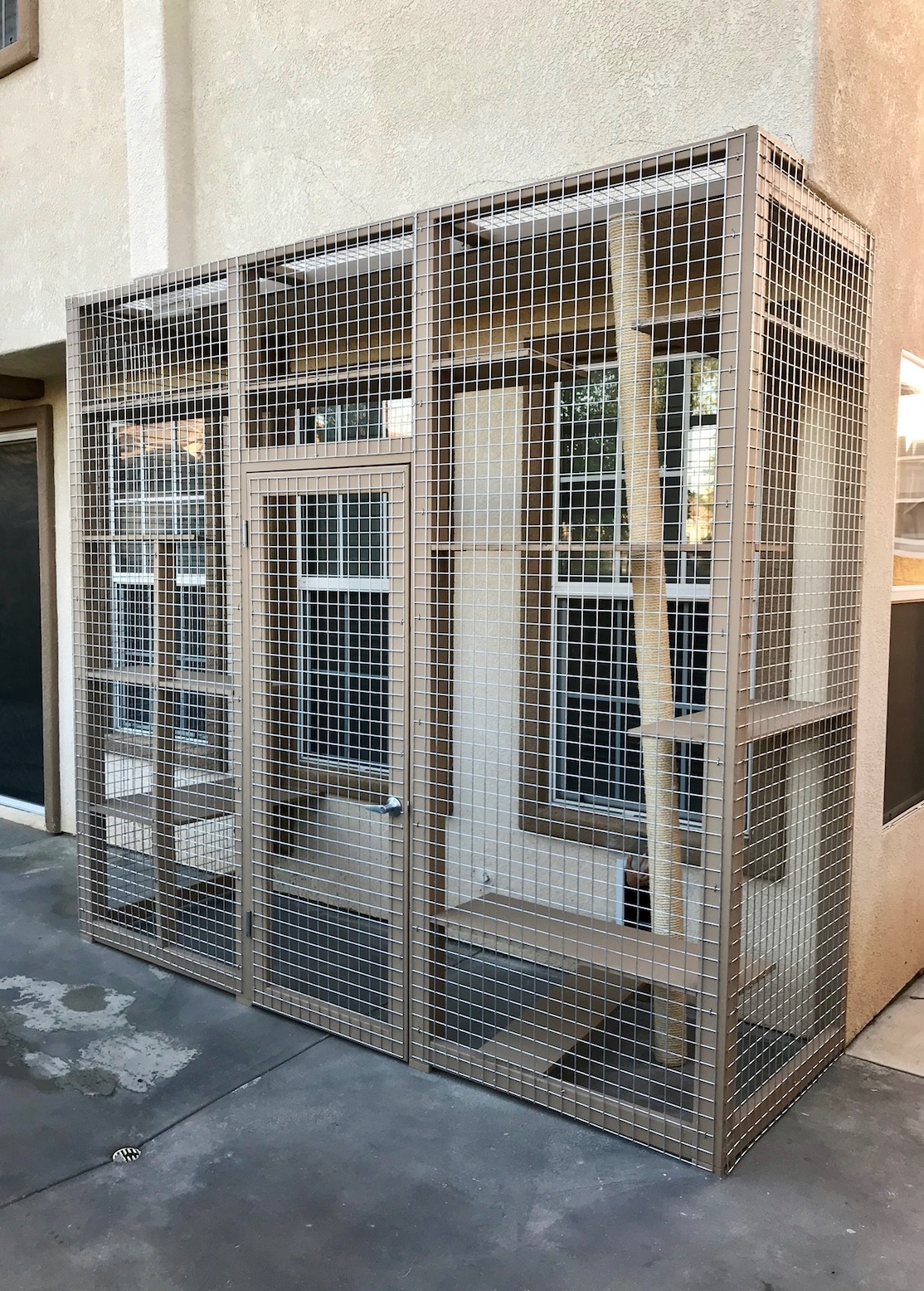 Brea Orange County Catio