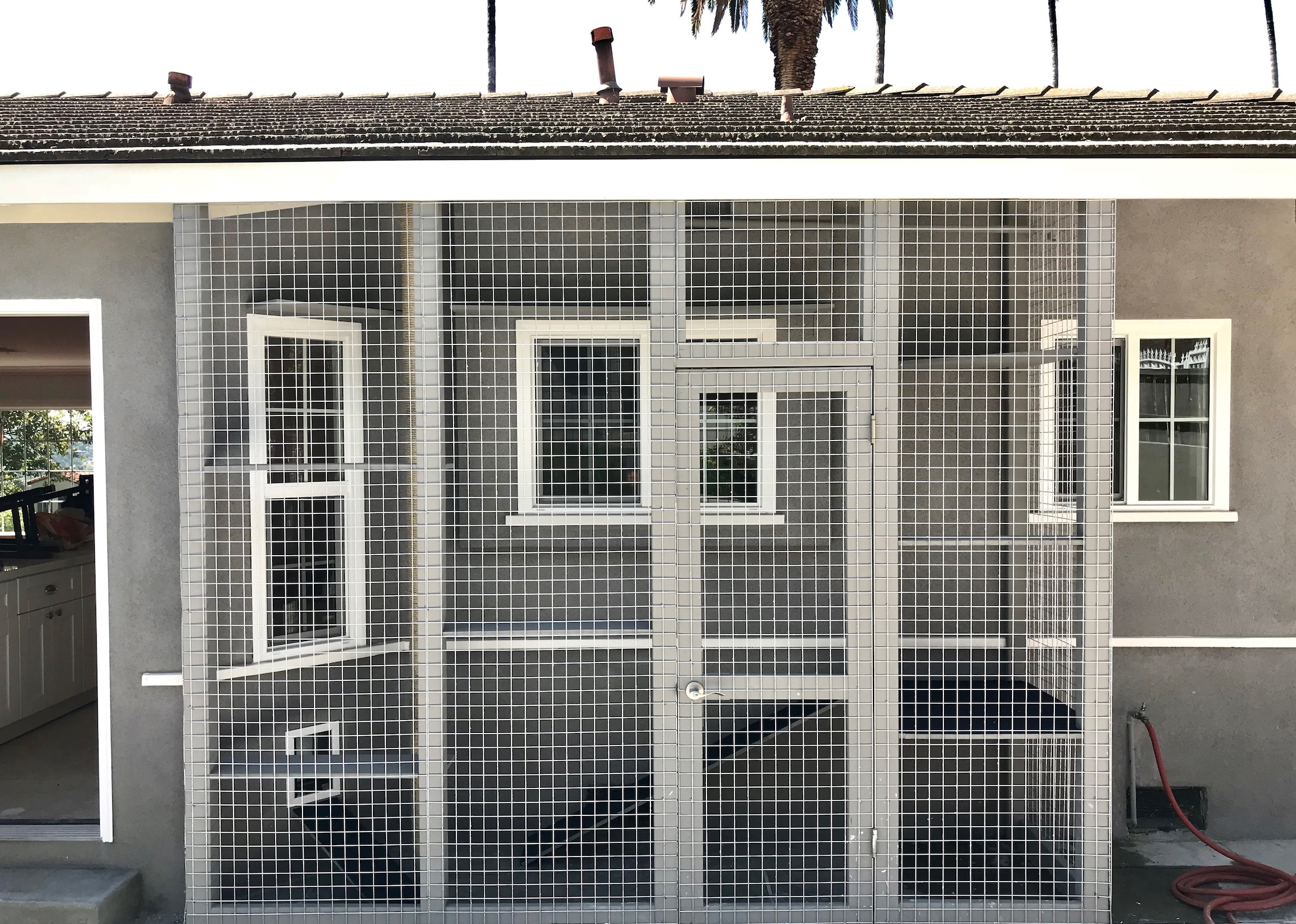 Eagle Rock Catio