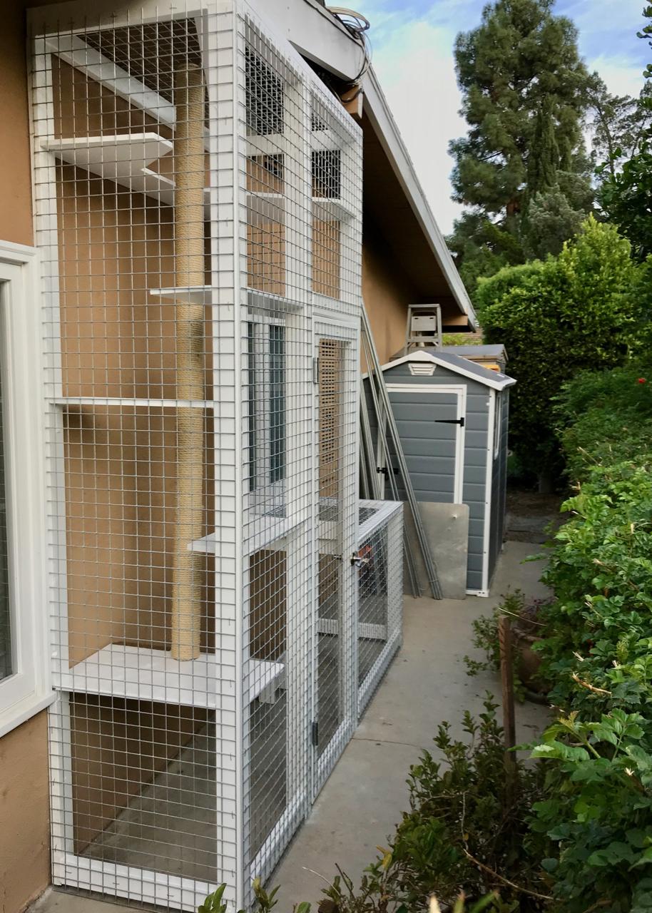 Studio City Catio Cat Enclosure