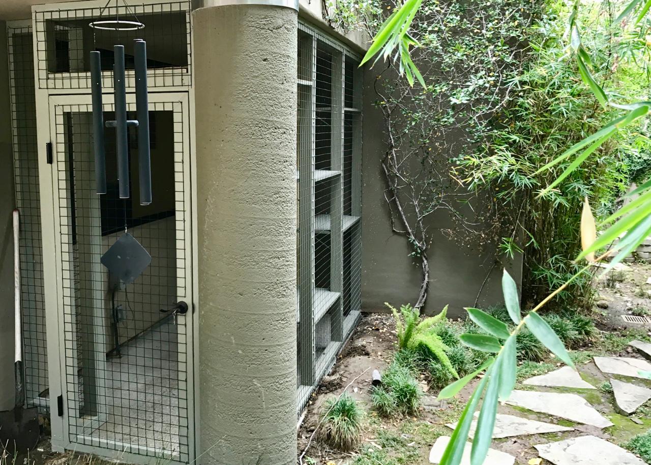 Beverly Hills Catio Cat Enclosure